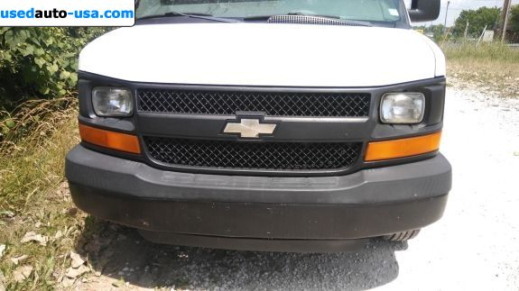 Car Market in USA - For Sale 2006  Chevrolet Express LS 3500 - Passenger Van