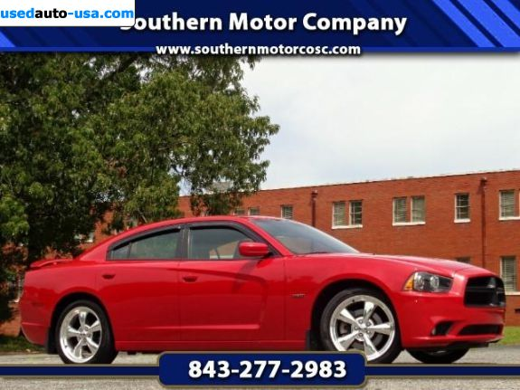 Car Market in USA - For Sale 2011  Dodge Charger R/T