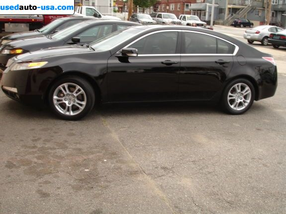 Car Market in USA - For Sale 2010  Acura TL Base