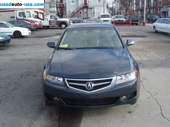 Car Market in USA - For Sale 2007  Acura TSX Base