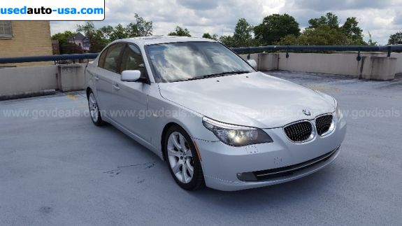 Car Market in USA - For Sale 2009  BMW 5 Series 535i - Sedan