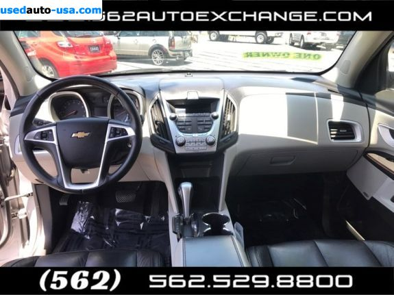 Car Market in USA - For Sale 2010  Chevrolet Equinox LT2