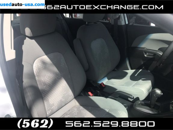 Car Market in USA - For Sale 2012   Sonic LS