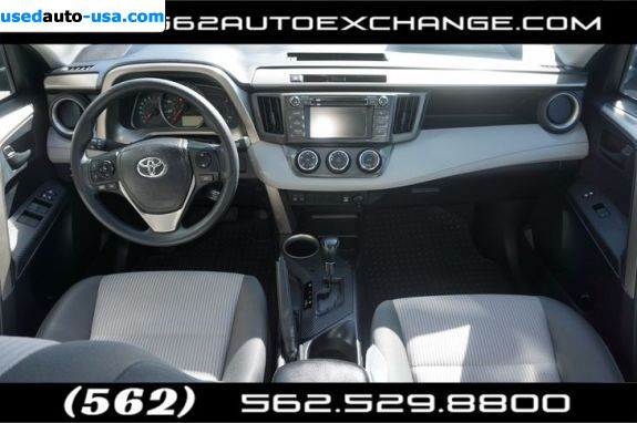 Car Market in USA - For Sale 2013  Toyota RAV4 LE