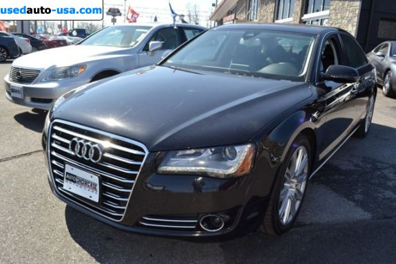 Car Market in USA - For Sale 2011  Audi A8 L 4.2 quattro