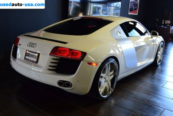 Car Market in USA - For Sale 2008  Audi R8 quattro