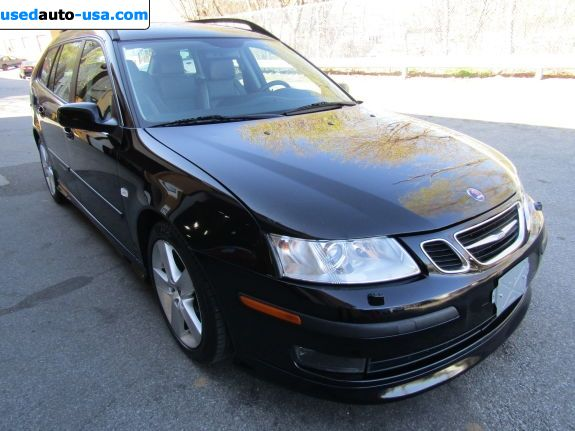 Car Market in USA - For Sale 2006  SAAB 9 3 Aero SportCombi