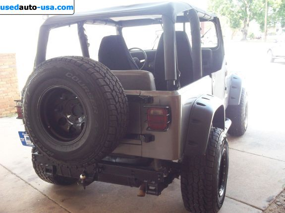 Car Market in USA - For Sale 1993  Jeep Wrangler S