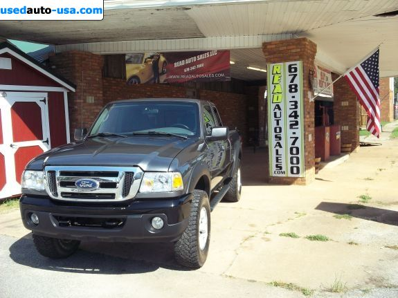 Car Market in USA - For Sale 2008   Ranger FX4 Off-Road