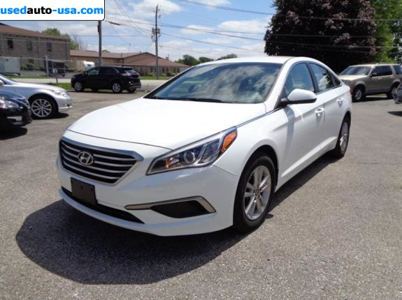 Car Market in USA - For Sale 2016  Hyundai Sonata SE