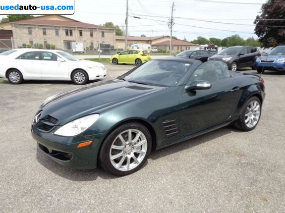 Car Market in USA - For Sale 2007  Mercedes SLK 2007 Mercedes-Benz SLK-Class SLK350 - Convertible