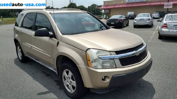 Car Market in USA - For Sale 2005  Chevrolet Equinox LT