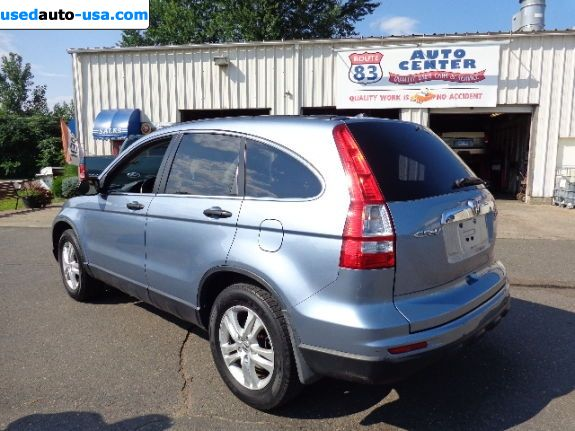 Car Market in USA - For Sale 2011  Honda CR V EX