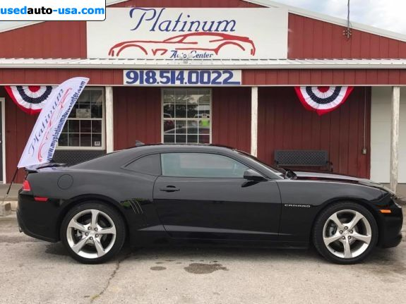 Car Market in USA - For Sale 2015  Chevrolet Camaro LT