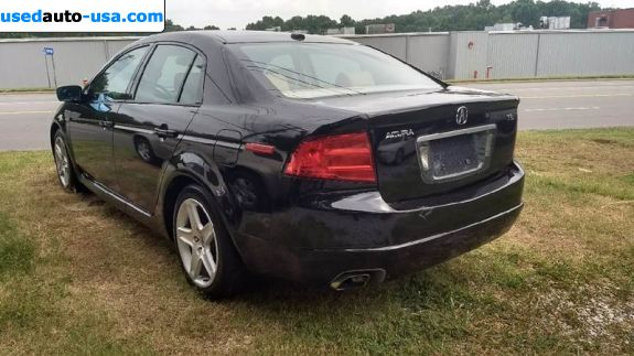 Car Market in USA - For Sale 2004  Acura TL 3.2