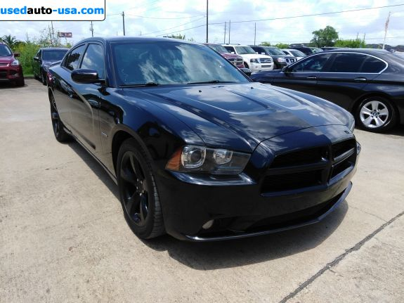 Car Market in USA - For Sale 2014  Dodge Charger R/T