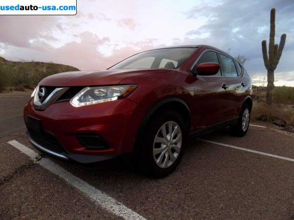 Car Market in USA - For Sale 2016  Nissan Rogue S - 4dr SUV