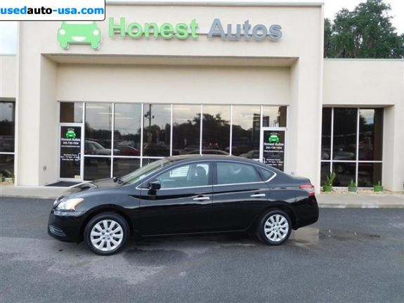 Car Market in USA - For Sale 2015  Nissan Sentra S