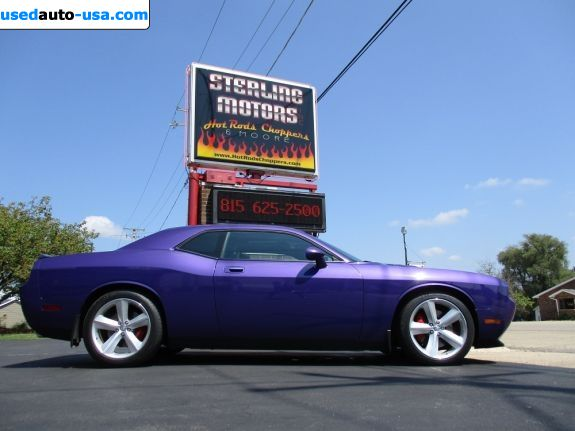 Car Market in USA - For Sale 2010  Dodge Challenger SRT8 - Coupe
