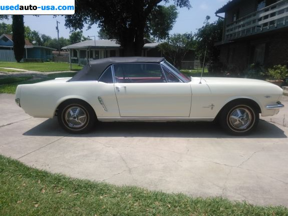 Car Market in USA - For Sale 1964  Ford Mustang