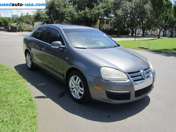 Car Market in USA - For Sale 2007  Volkswagen Jetta Wolfsburg Edition