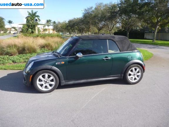 Car Market in USA - For Sale 2005  Mini Cooper S