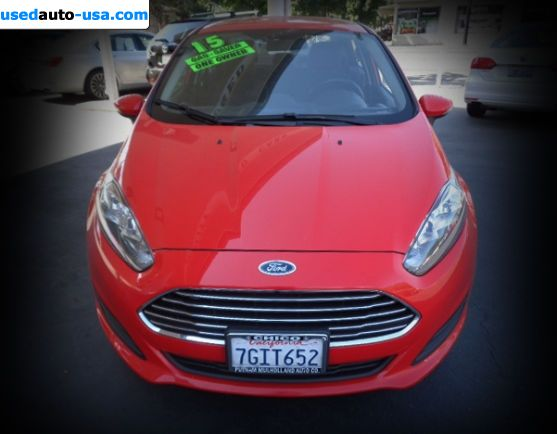 Car Market in USA - For Sale 2015  Ford Fiesta SE - 4dr Hatchback