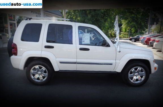 Car Market in USA - For Sale 2005  Jeep Liberty Limited - 4dr SUV
