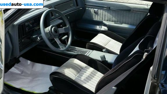 Car Market in USA - For Sale 1987  Buick Regal