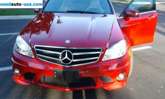 Car Market in USA - For Sale 2011  Mercedes C 2011 Mercedes-Benz C-Class