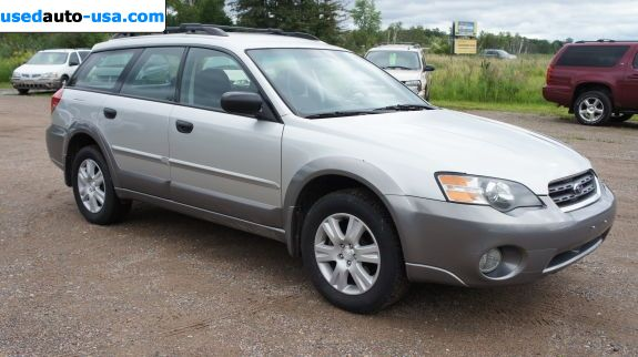 Car Market in USA - For Sale 2005  Subaru Outback 2.5i