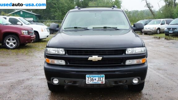 Car Market in USA - For Sale 2005  Chevrolet Tahoe LS