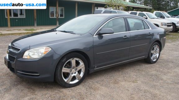 Car Market in USA - For Sale 2009  Chevrolet Malibu LT1