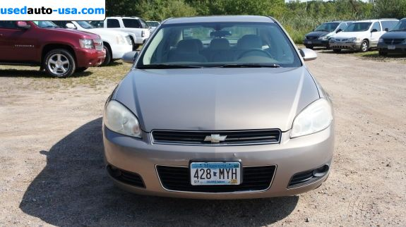 Car Market in USA - For Sale 2006  Chevrolet Impala LT