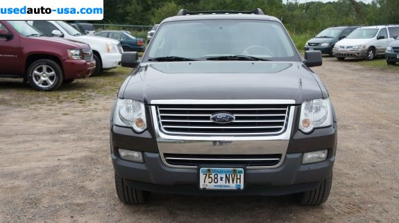 Car Market in USA - For Sale 2006  Ford Explorer XLT