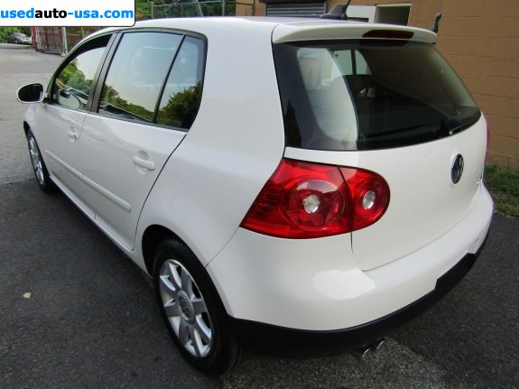 Car Market in USA - For Sale 2008  Volkswagen Rabbit S