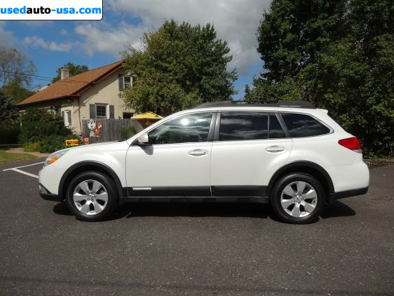 Car Market in USA - For Sale 2010  Subaru Outback 2.5i Limited