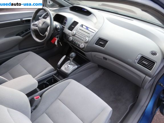 Car Market in USA - For Sale 2006  Honda Civic EX
