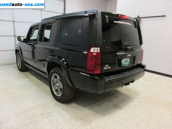 Car Market in USA - For Sale 2008  Jeep Commander Sport
