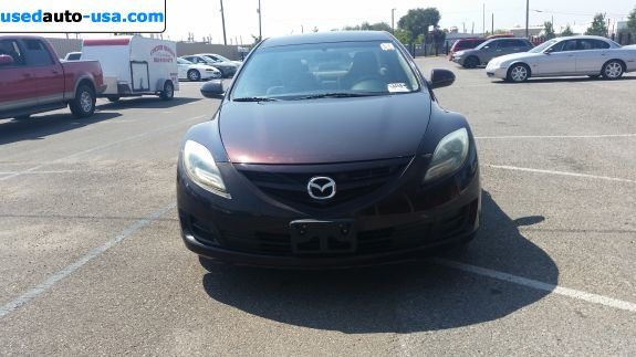 Car Market in USA - For Sale 2011  Mazda 6 i Sport