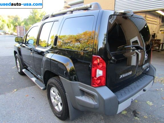 Car Market in USA - For Sale 2010  Nissan Xterra S - 4dr SUV