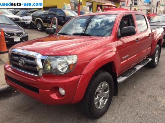 Car Market in USA - For Sale 2009  Toyota Tacoma V6