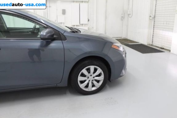 Car Market in USA - For Sale 2016  Toyota Corolla S Plus