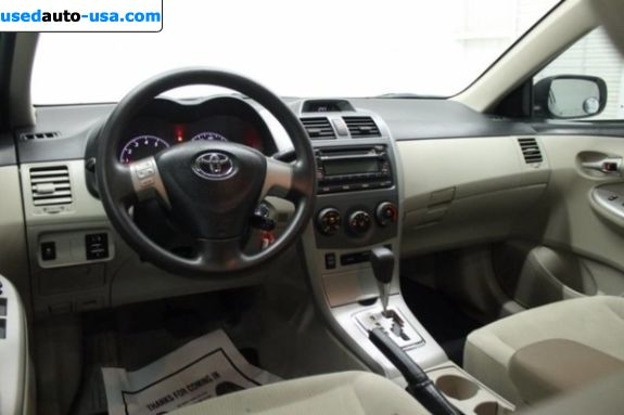 Car Market in USA - For Sale 2012  Toyota Corolla L