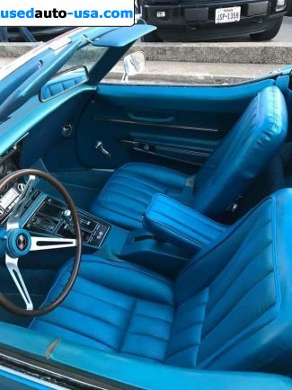 Car Market in USA - For Sale 1968  Chevrolet Corvette 327