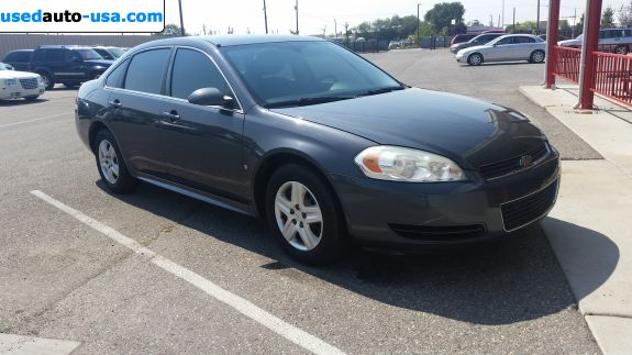 Car Market in USA - For Sale 2010  Chevrolet Impala LS