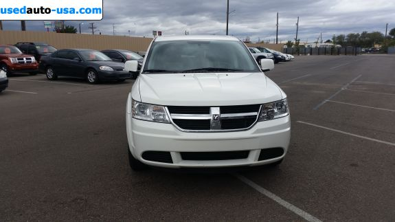 Car Market in USA - For Sale 2009  Dodge Journey SXT
