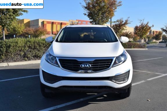 Car Market in USA - For Sale 2013  KIA Sportage LX