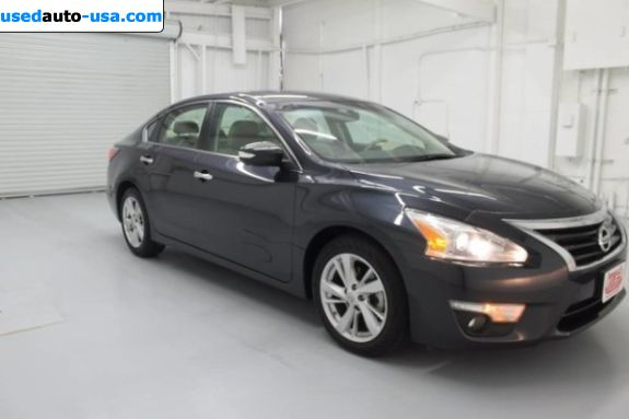 Car Market in USA - For Sale 2014  Nissan Altima 2.5 S