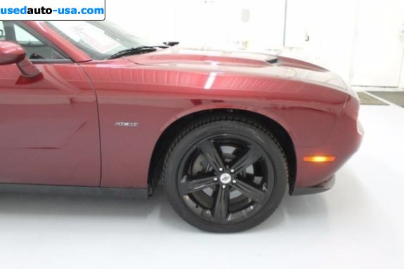 Car Market in USA - For Sale 2017  Dodge Challenger R/T Plus